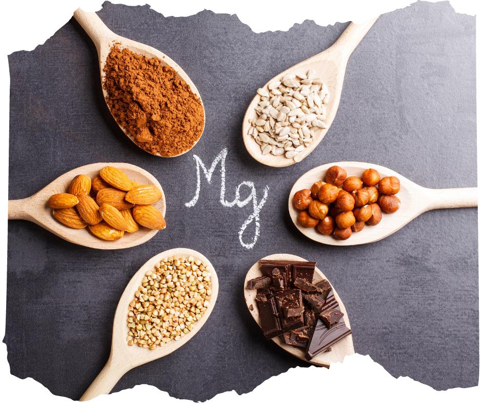Nächtliche Wadenkrämpfe: Lebensmittel mit Magnesium